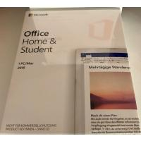 Microsoft Office 2019 Home and Student 1PC PKC ohne Datenträger